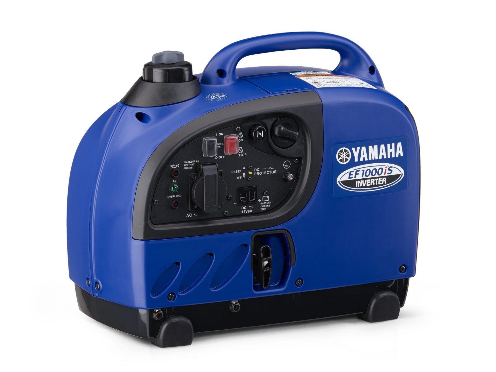 Yamaha EF1000iS 1 kVA inverter generator