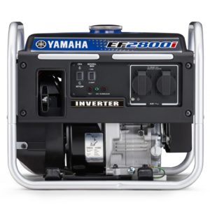 Yamaha EF2800iS inverter generator