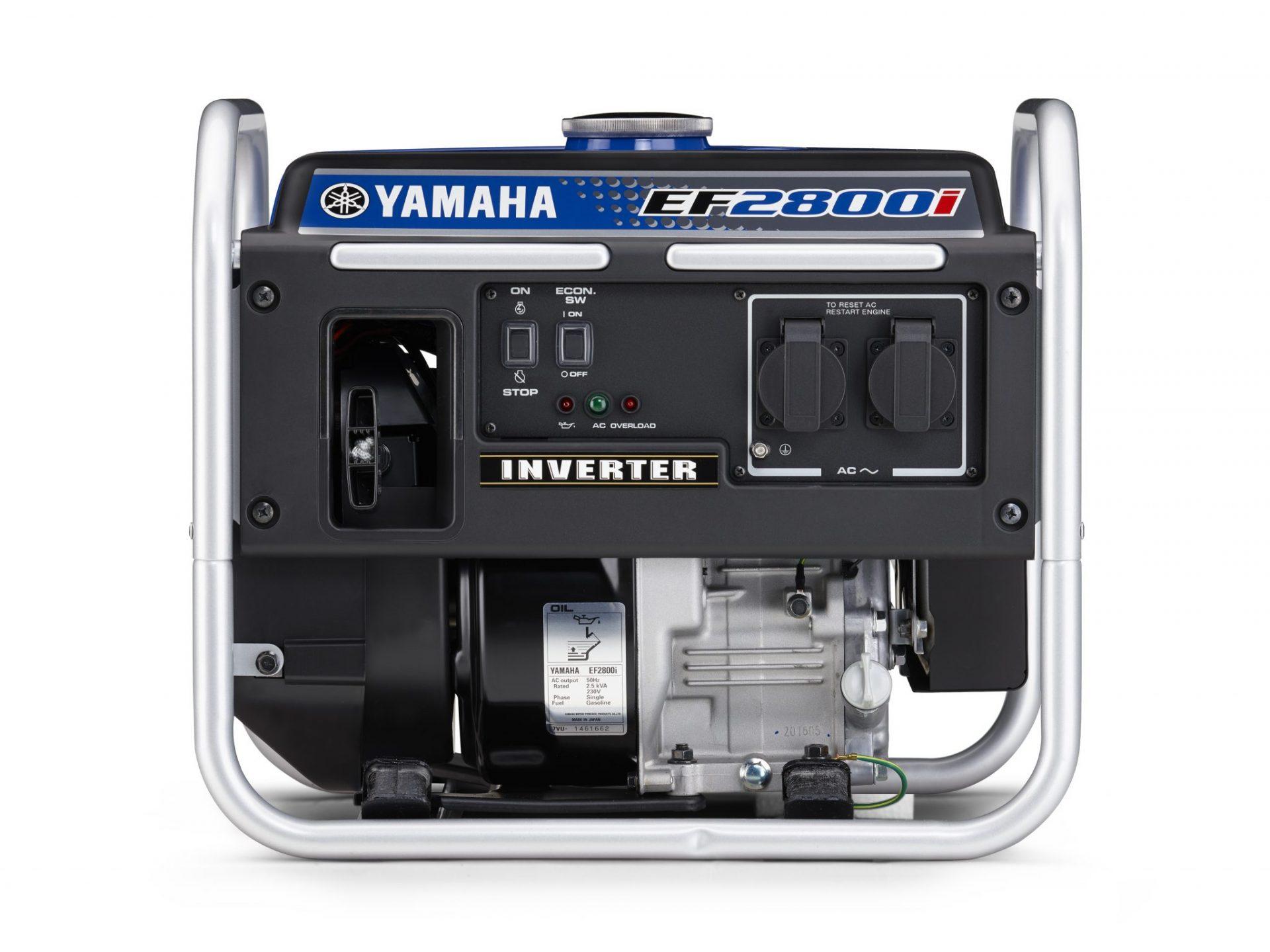 Yamaha EF2800iS inverter generator