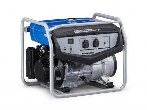 Yamaha EF5500FW petrol powered generator