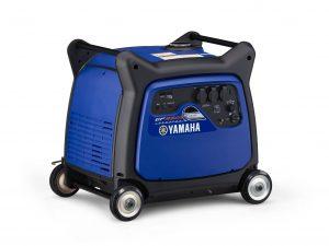 Yamaha EF6300iSE portable inverter generator