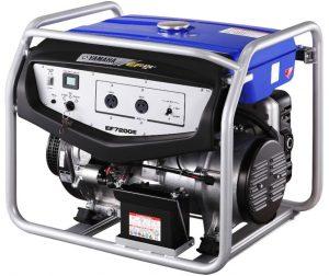 EF7200E 6 kVA petrol generator