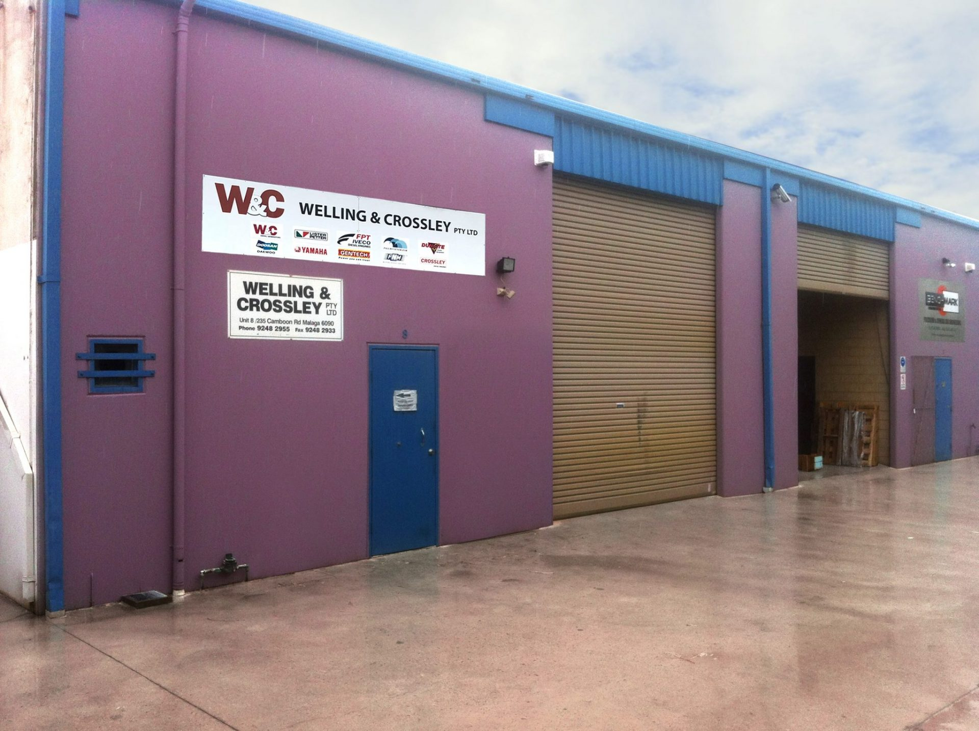 Yamaha Generators office in Perth, Western Australia