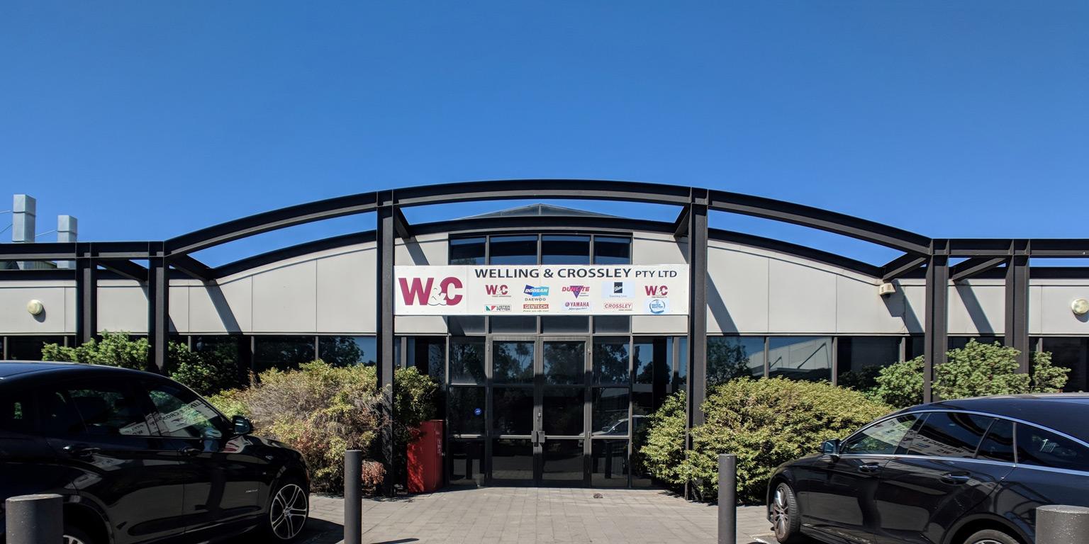 Yamaha Generators head office in Melbourne, Victoria