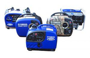 Yamaha generator range