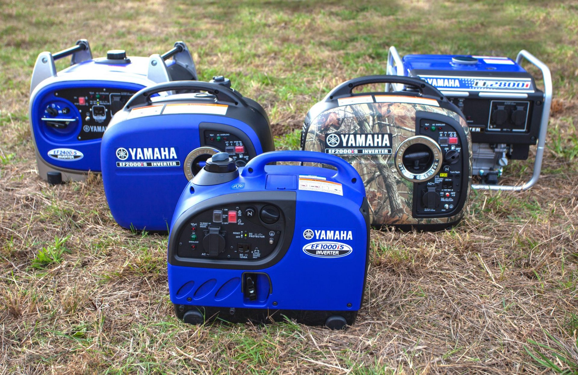 Ef1000is 1 Kva Inverter Generator Yamaha Generators Complete Circuit Design With 50 Hz Sine Oscillator Note Images Are For Display Purposes Only Product May Differ From Displayed