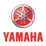 Yamaha Red Vertical Logo